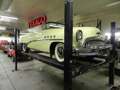 1953 Buick Roadmaster Convertible Restoration Progress...