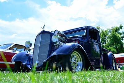 Classics Against Cancer Auto Show