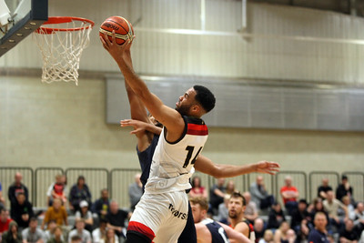 Leicester Riders v Konsberg Miners