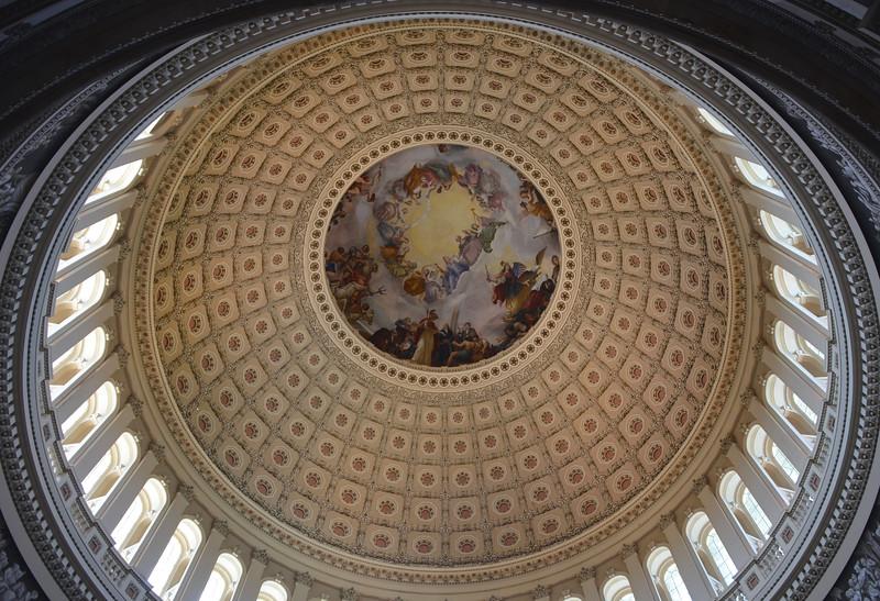 Apothesis of Washington