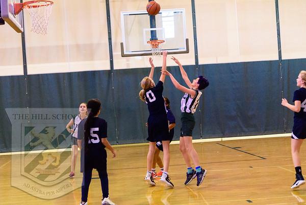 Basketball -JV White Girls vs Edlin