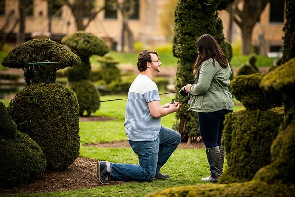 Gabrielle + Kirk: Proposal
