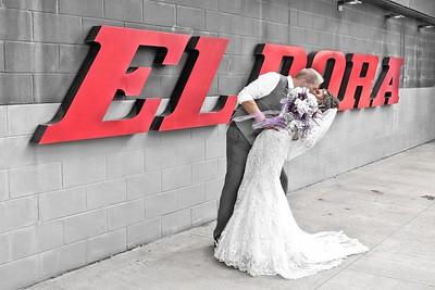 Leslie & Derrick Wedding Photos