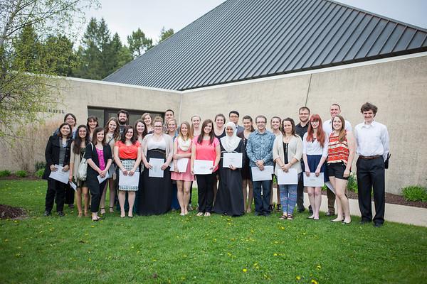 Rockford University Honors 2014