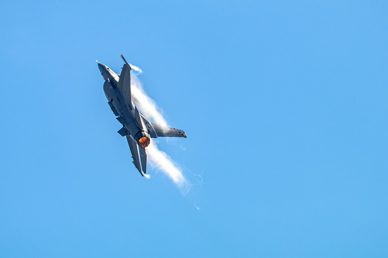 F-16 Viper Demo Team