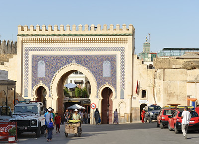 Marokko,  Juli 2015