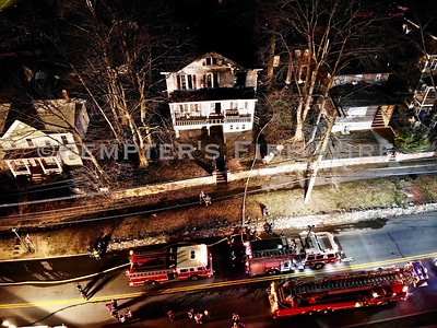 Structure Fire - 1214 Main St, City of Peekskill - NY 3/11/2020