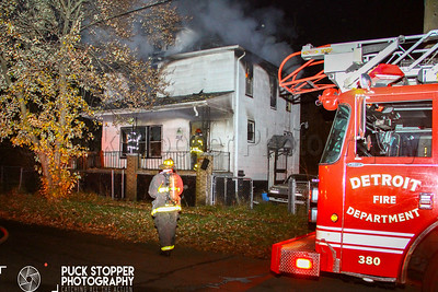Box Alarm - 1518 E Nevada, Detroit, MI - 11/11/18