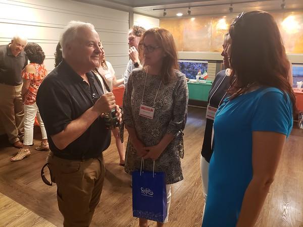 Walnut Creek Sister Cities April 24, 2019 Reception