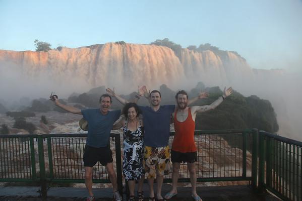 Iguazu Falls January 2013