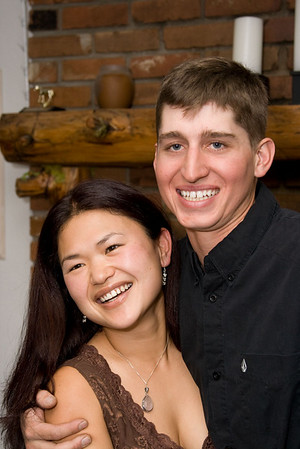 2008 Engagement Party