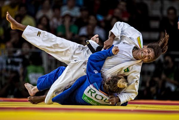 Jogos Olímpicos Rio 2016 - Judô