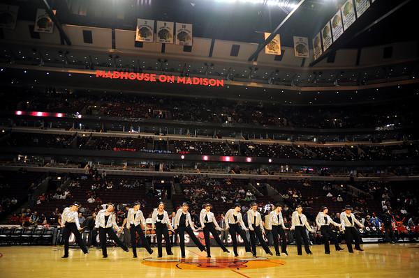 Bulls Half-Time Show (11-10-12)