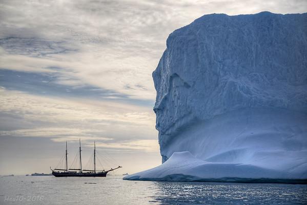 Greenland  Aug 2016