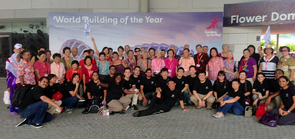 Full Circle with THK Seniors at Gardens by the Bay