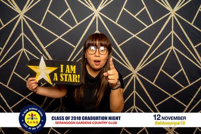 Yu Neng Primary Graduation  Night