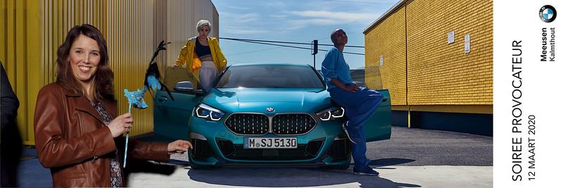 BMW presentatie