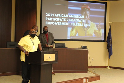 African American Participate 2 Graduate Empowerment Celebration