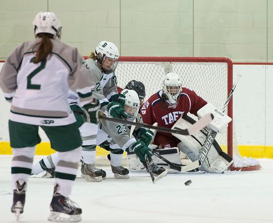 12/10/14: Girls' Varsity Hockey vs Berkshire