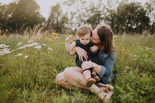 Jameson Whatley // Mama + Me Session