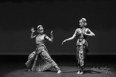 Nitika and Shruti's Rangapravesha