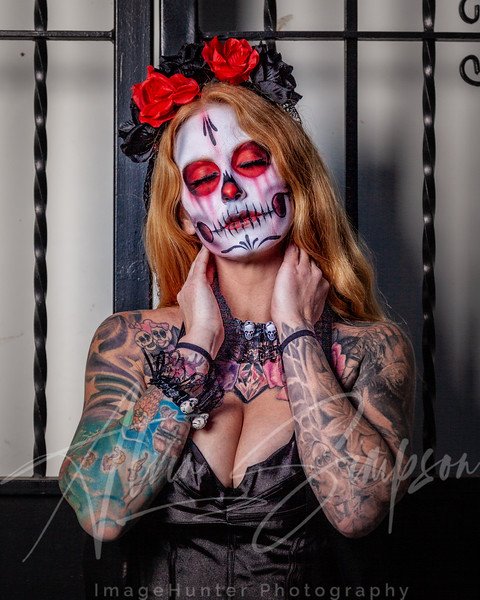 Jamie Day of the Dead 2019