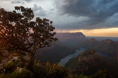 Blyde River Canyon, South Africa.