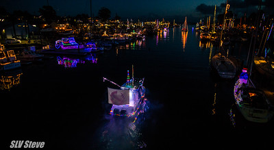 Lighted Boat Parade 2018