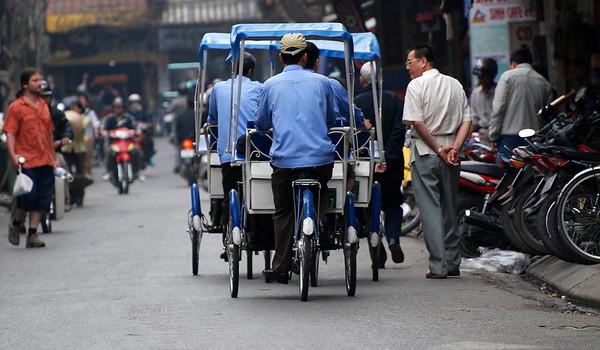 Hanoi, Vietnam, March 2008