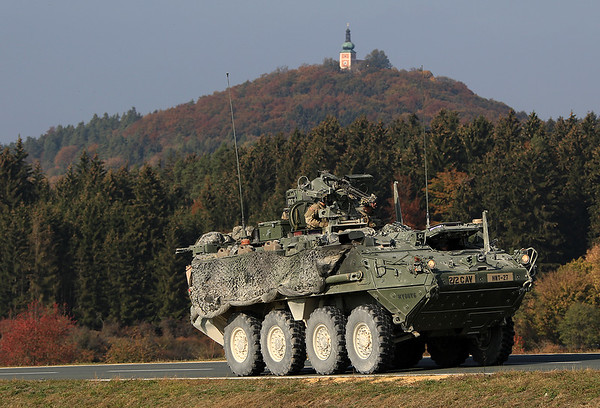 Military Vehicles and Exercises