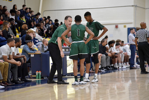 Maret (DC) vs. Episcopal (VA) boys basketball