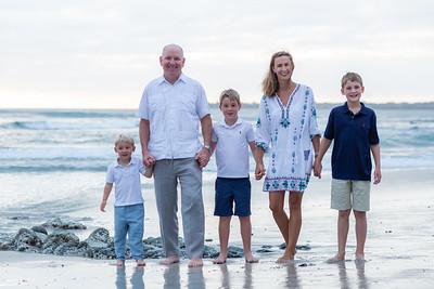 Peden Family Punta Mita