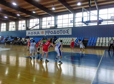 ISF basketbal 2019, Kréta