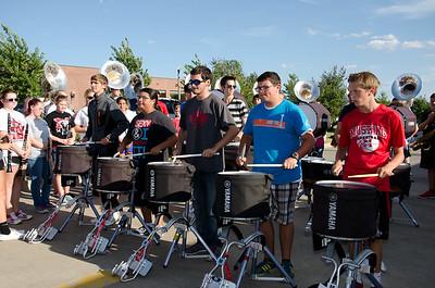2014 - 2015 Nightrider Band