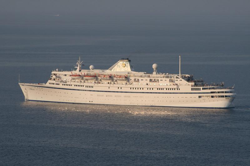 2009 - M/S ATHENA offshore Capri.