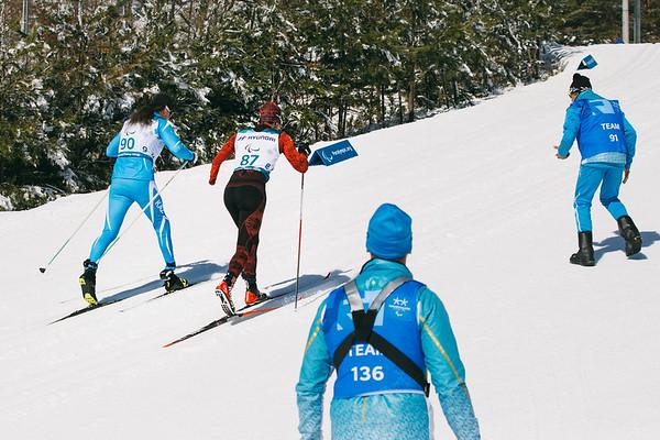 Ski Langlauf - 10 km M (17.03.2018)