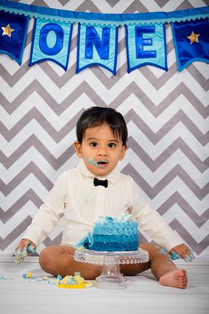 Nilan's 1st Birthday