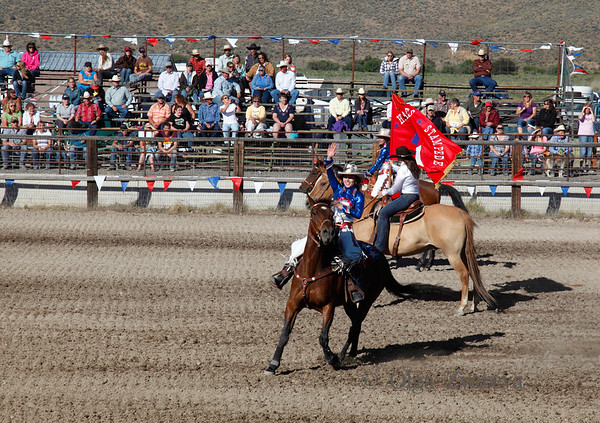 Haines Stampede Rodeo July 3 2012