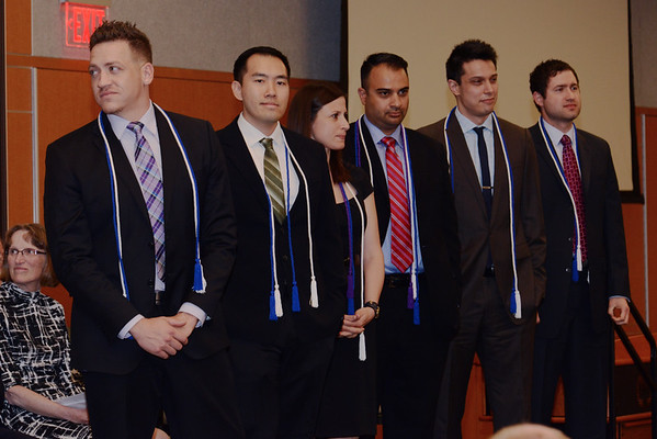 Henry Ford Macomb Residency Graduation