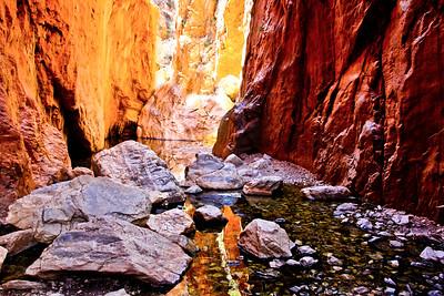 Alice Springs 2011