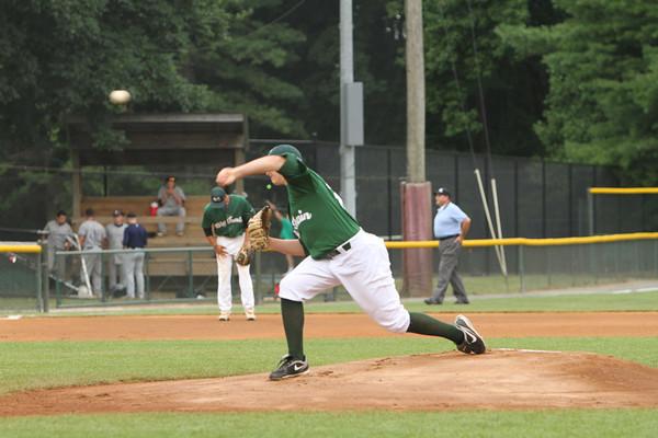 vs. Alexandria Aces, 7/18/2012, The Game