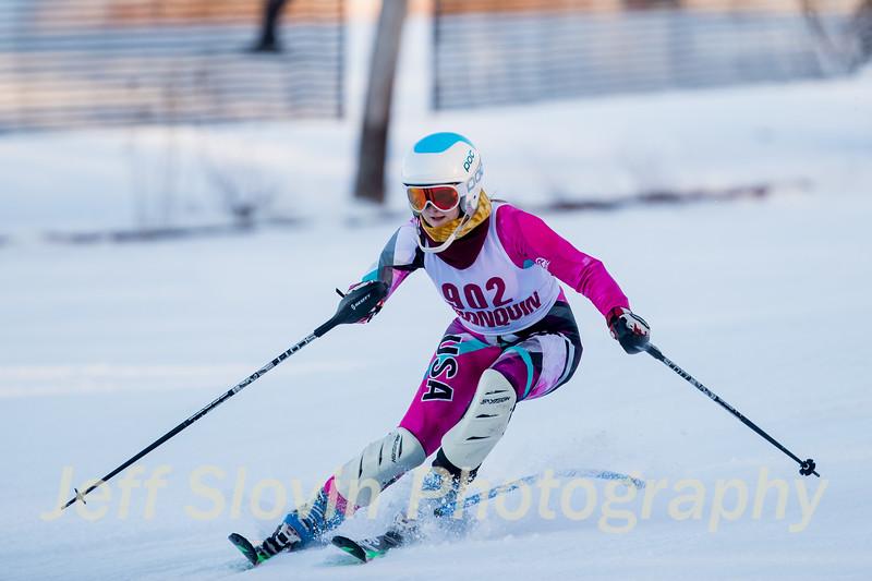 February 2, 2017 Ski Ward