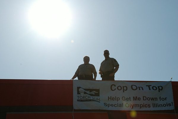 2014 Cop On Top Special Olympics Fundraiser