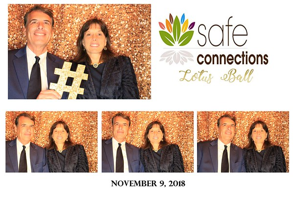 Safe Connections Lotus Ball 2018