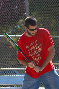 2010-10-10 Softball for Eric's Birthday