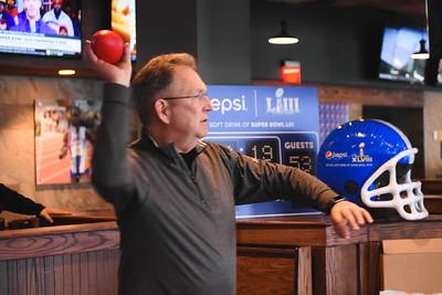 Pepsi pre-Super Bowl Party