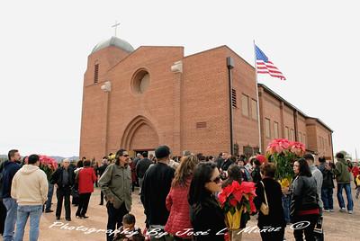 2012-12-25 Braun Sacred Heart Christmas Mass