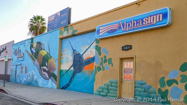 Alpha Sign - 13831 Ventura Blvd, Sherman Oaks, CA 91423
