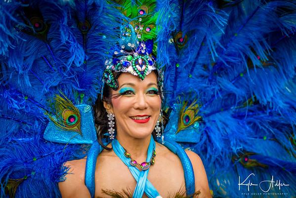 Carnaval San Francisco 2017