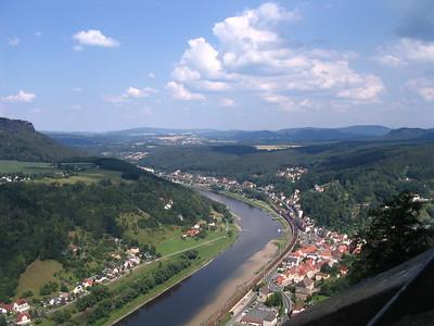 Elbe River Voyage